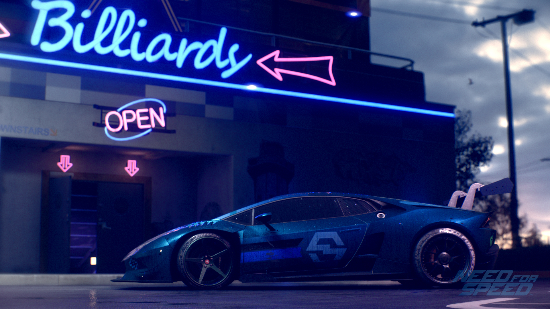 Need For Speed Ps4 Review Back To Its Roots Usgamer