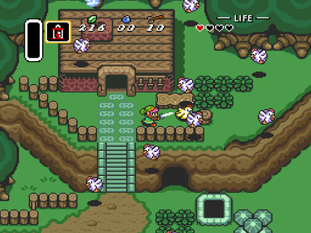 Which Legend Of Zelda Should You Play First Usgamer