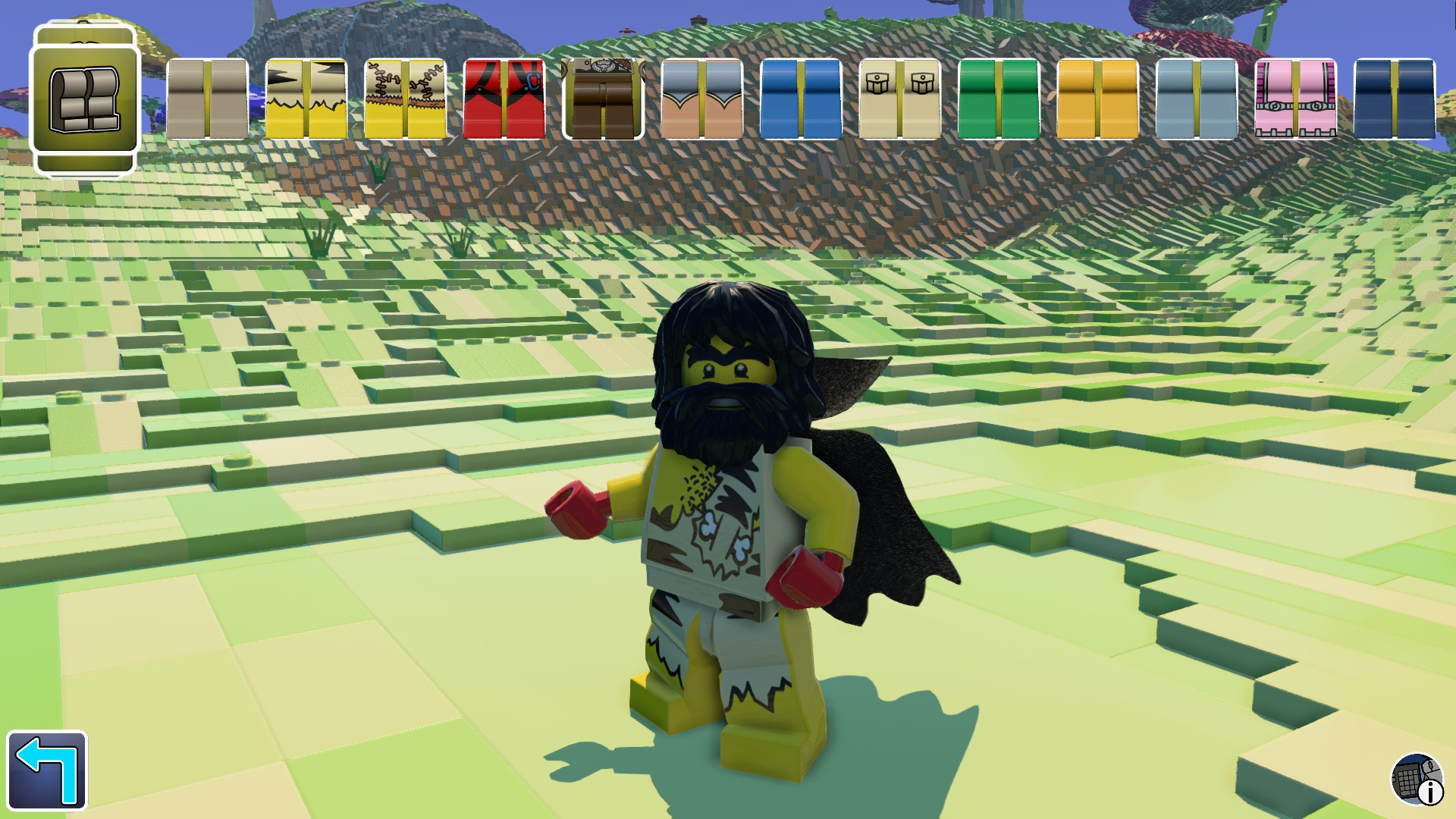 Lego dimensions and lego worlds show the power of toys for Lego world craft