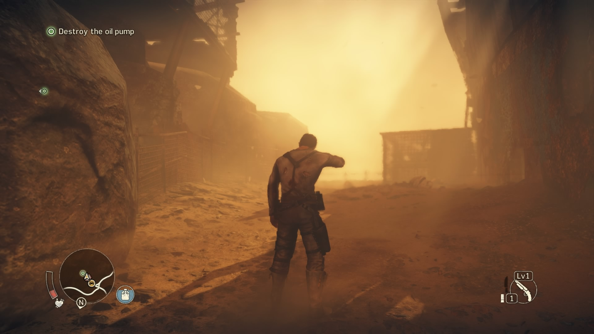 Mad Max PS4 Review Rote Warrior