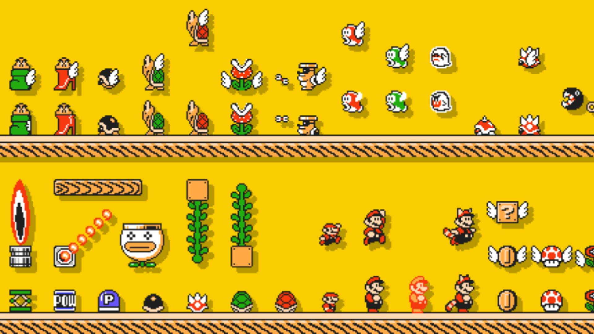 Super Mario Maker Update Adds Checkpoints and Conditional Power-Ups
