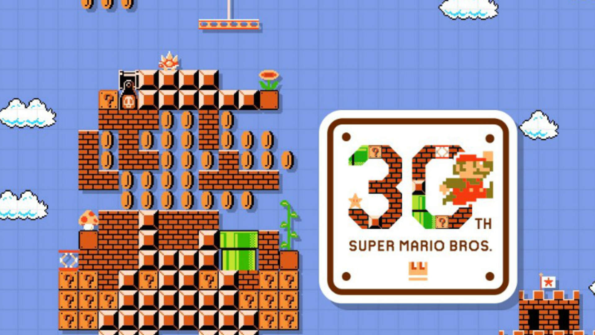 Nintendo Needs A Mario Maker Player for 3DS