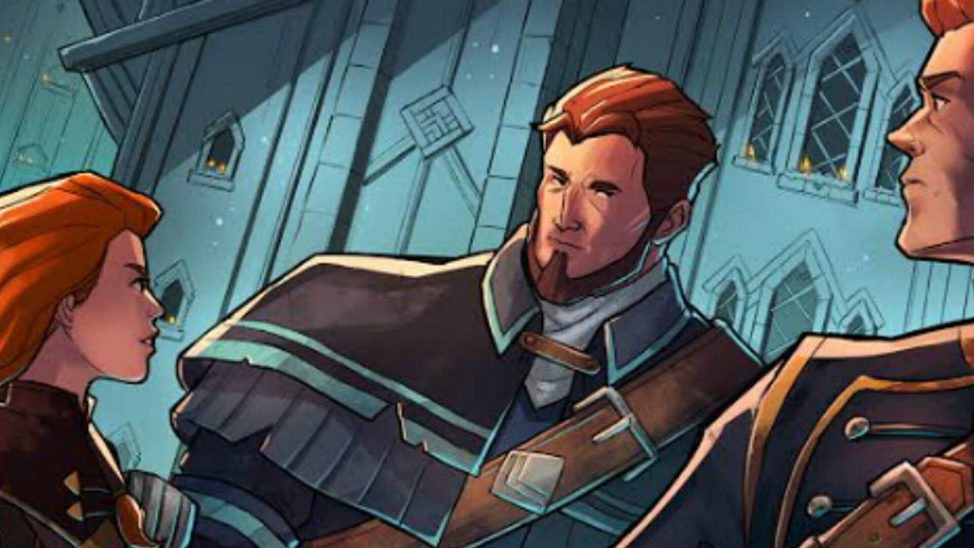Masquerada: A Story-Based Tactical RPG in Dragon Age's Off-Season