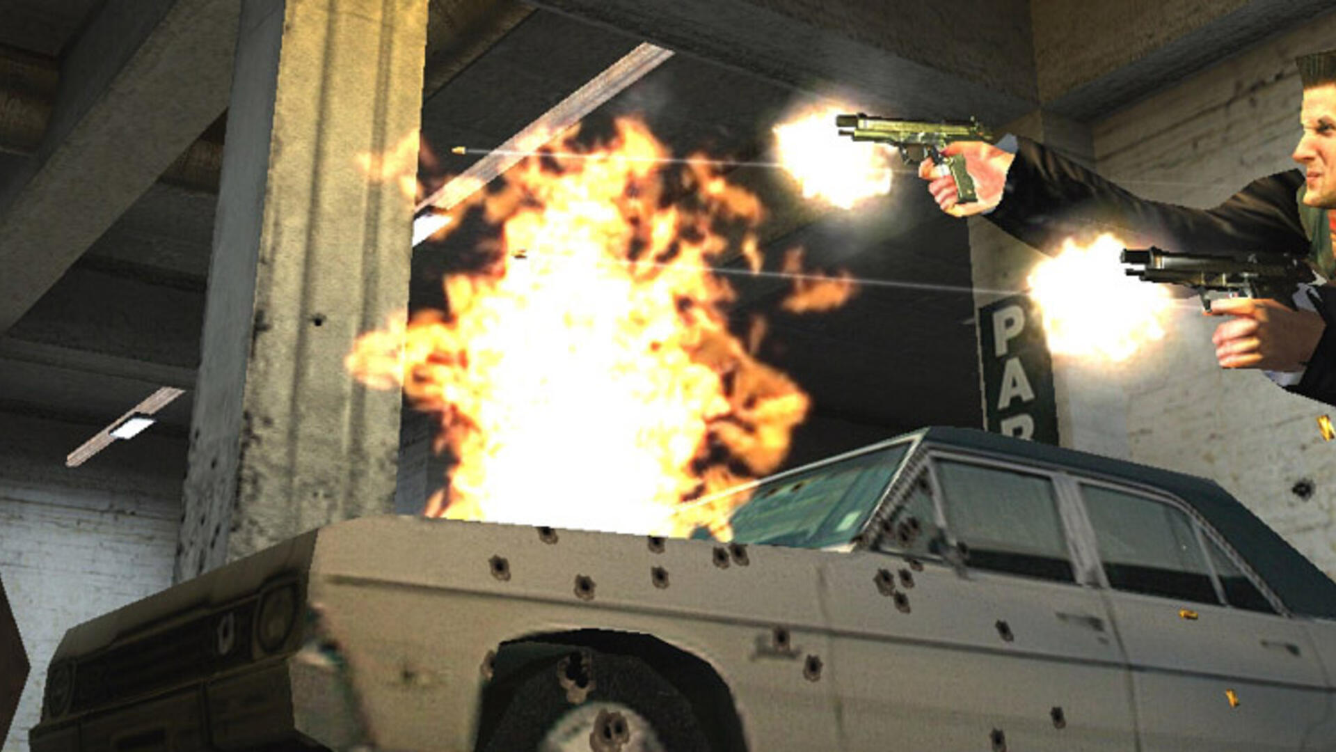 In 2001, The Matrix Helped Max Payne Sneer His Way Into Our Hearts