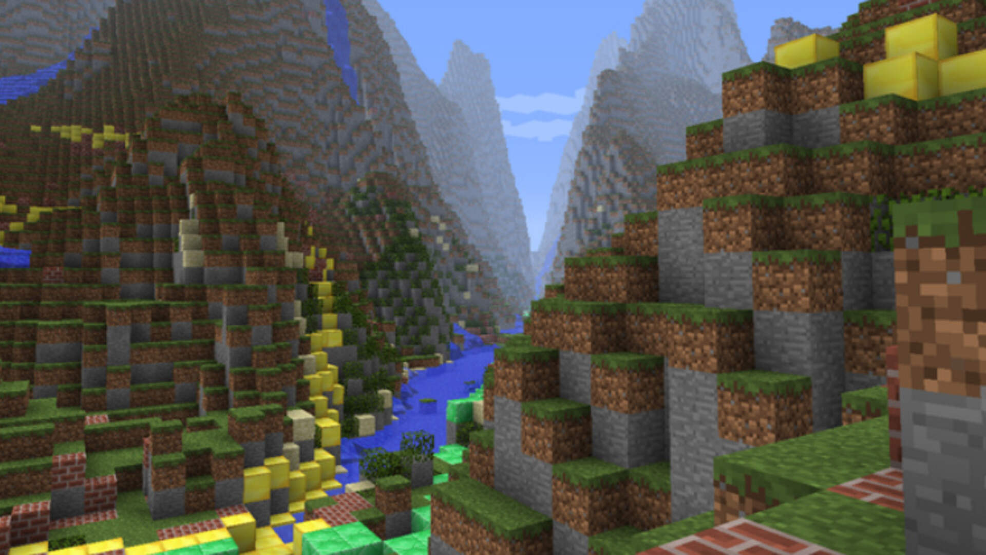 The 15 Best Games Since 2000, Number 6: Minecraft
