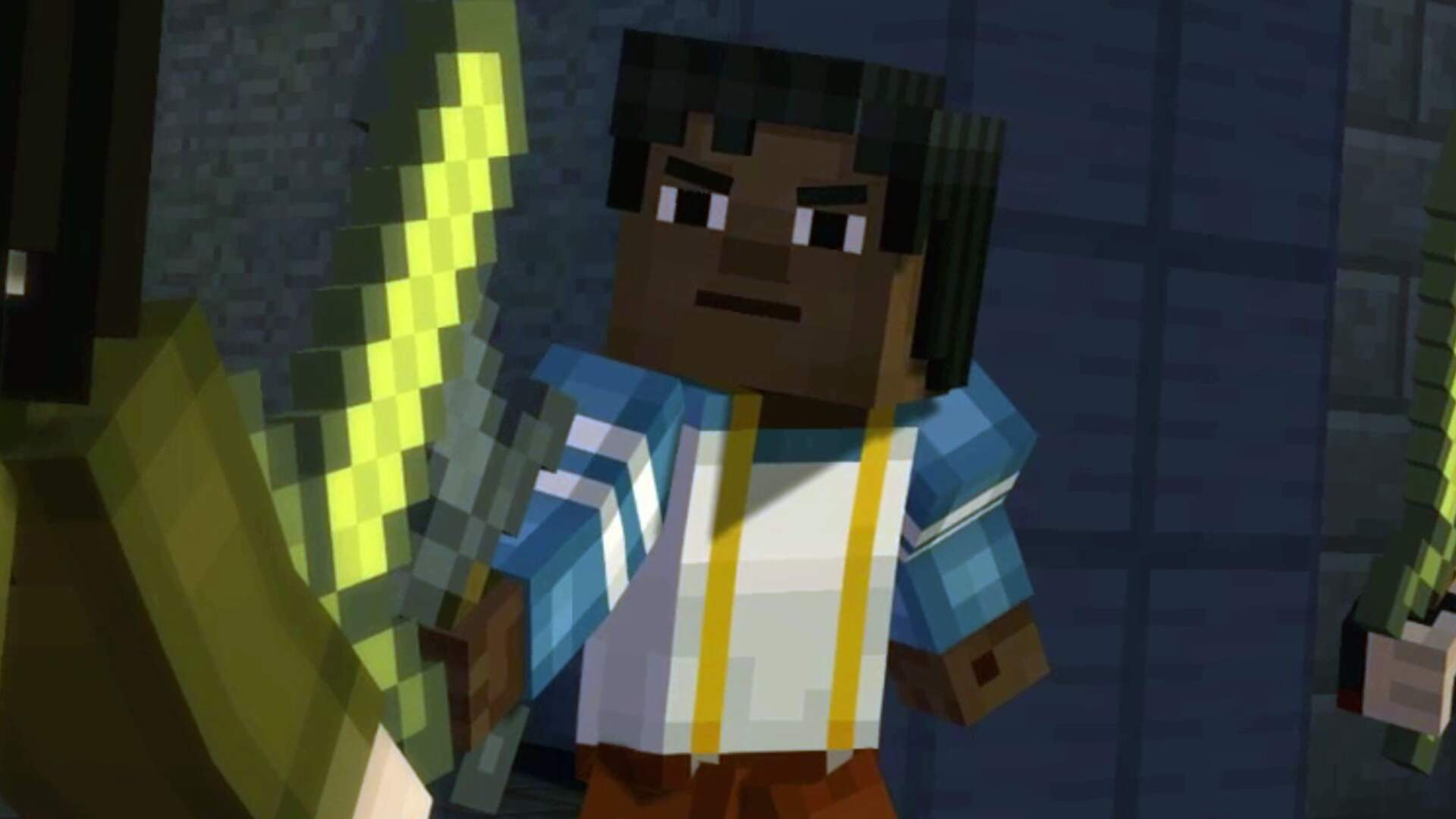 Minecraft Story Mode, Episode 2 PC Review: Press 'Q' to Progress