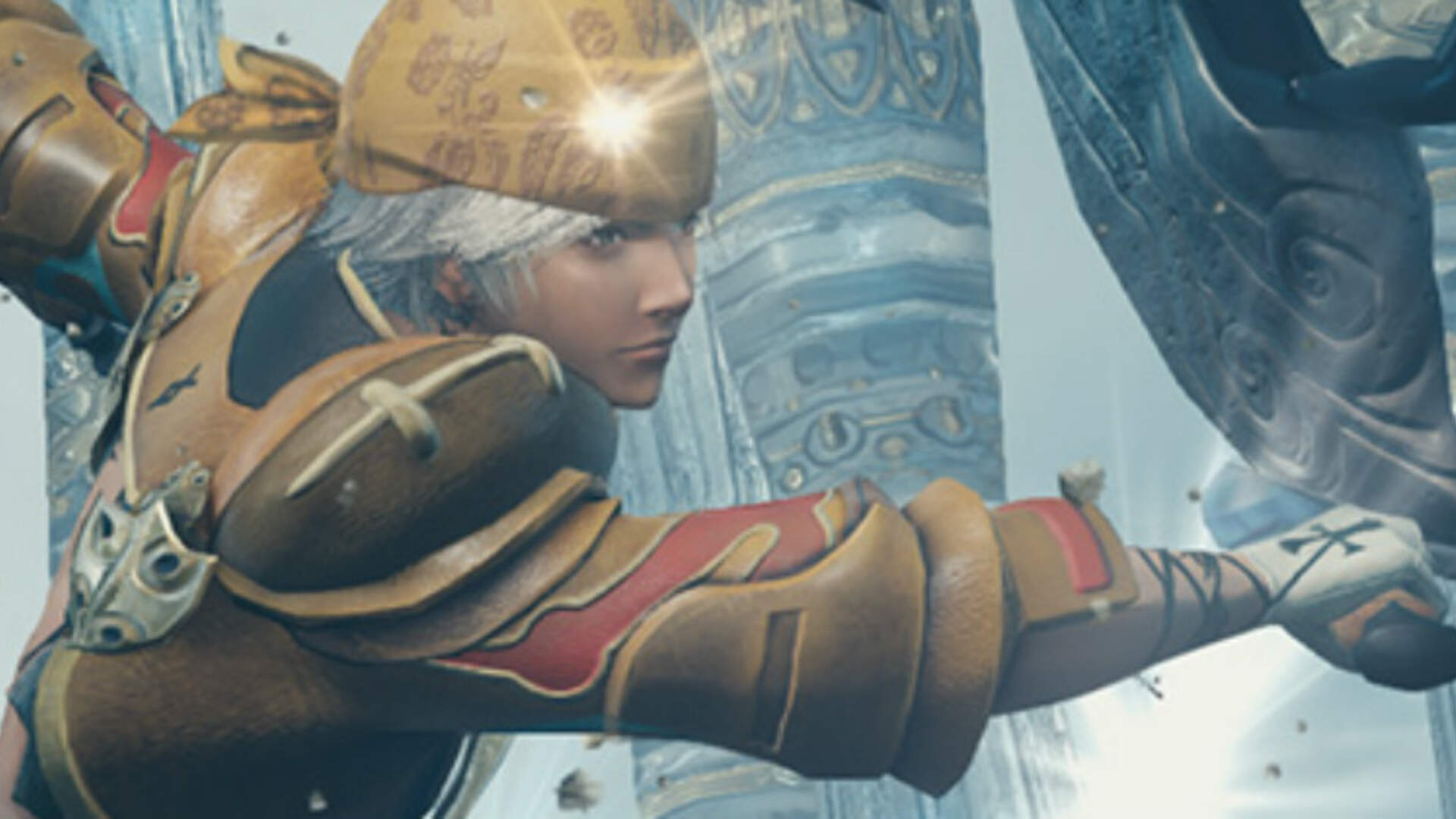 "Mobius Final Fantasy's Hero Was ""Too Sexy"" Before, Now He's Better"