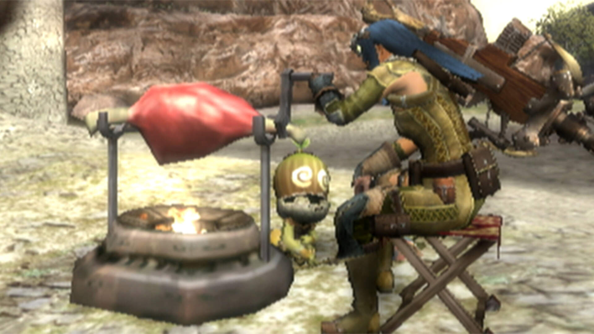Monster Hunter and the Conflicted Vegetarian