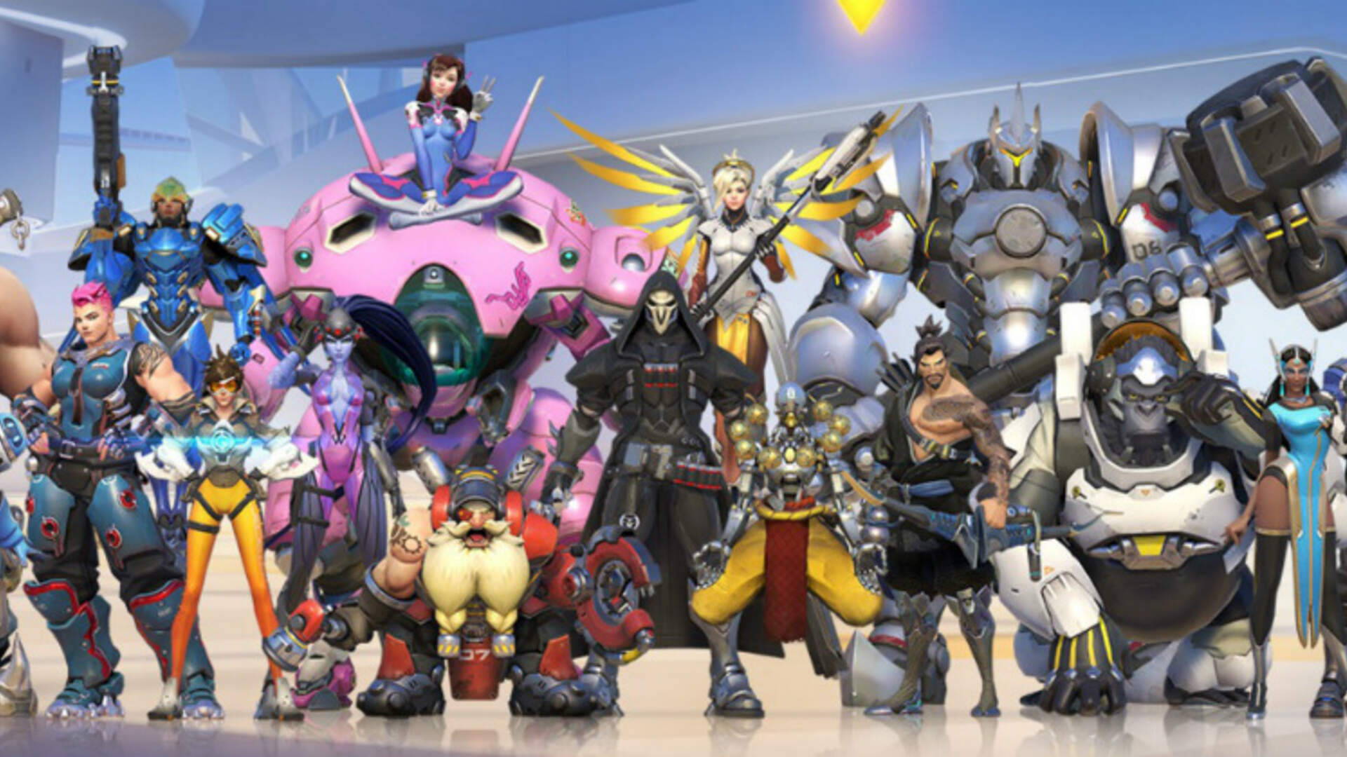 Overwatch LEGO is Coming
