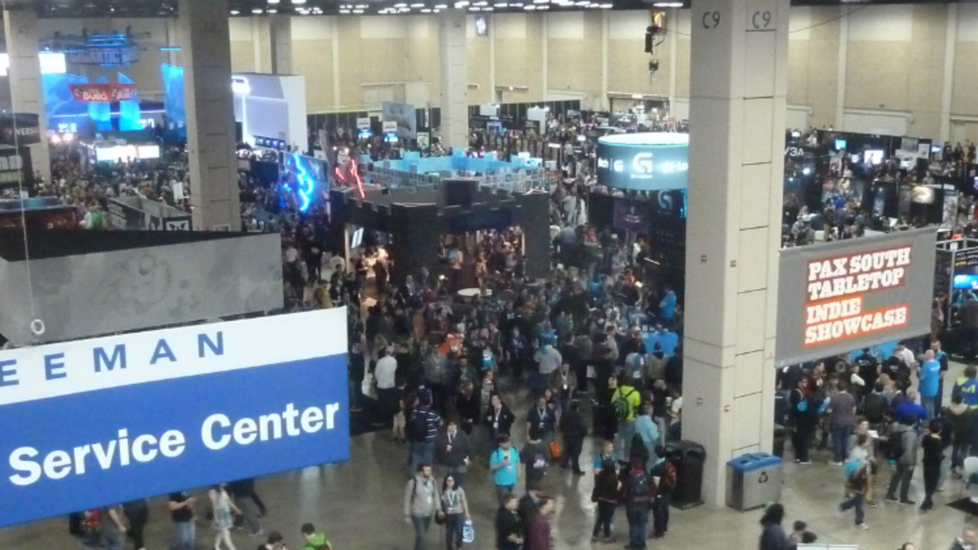 PAX South 2015 Closing Thoughts: It's Smaller in Texas