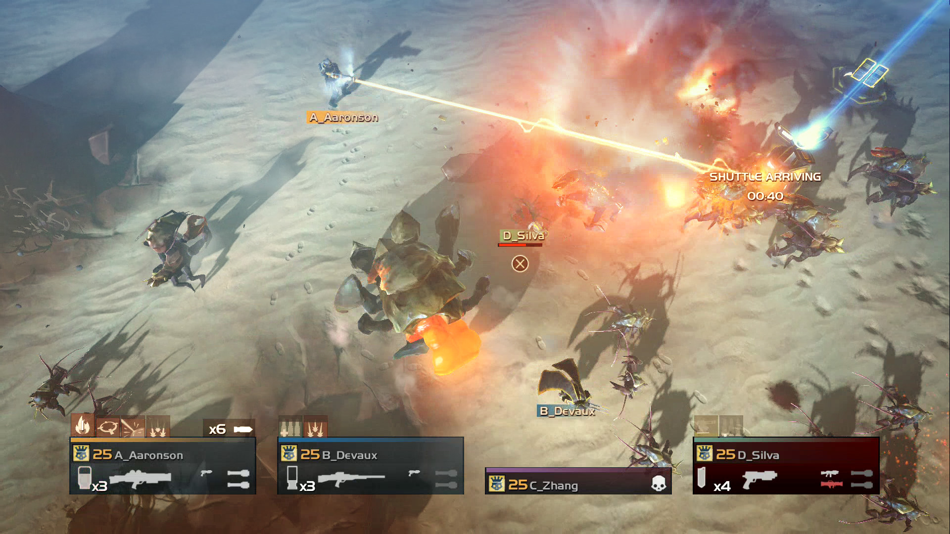 Helldivers PS4 Review:...