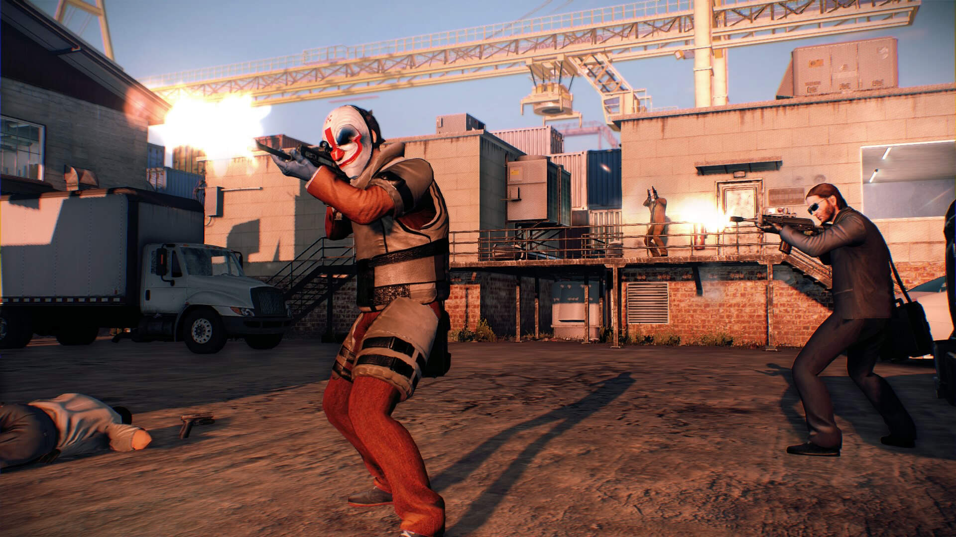 Payday 2: Crimewave Edition Preview: A Good Game for Bad Guys