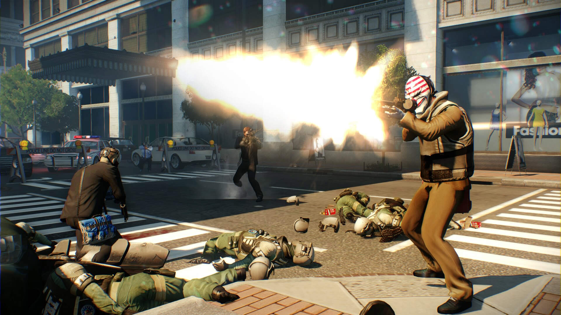 Payday 2 Resumes Development, Scraps Forever-Free DLC Amid Starbreeze Woes