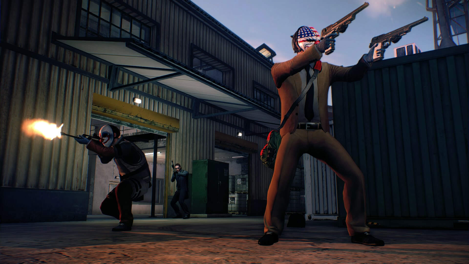 With Reconstruction Complete, Starbreeze is Pinning Its Future on Payday