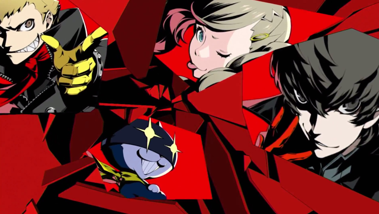 Persona 5 Review Round-Up: Phantom Thieves Are Stealing