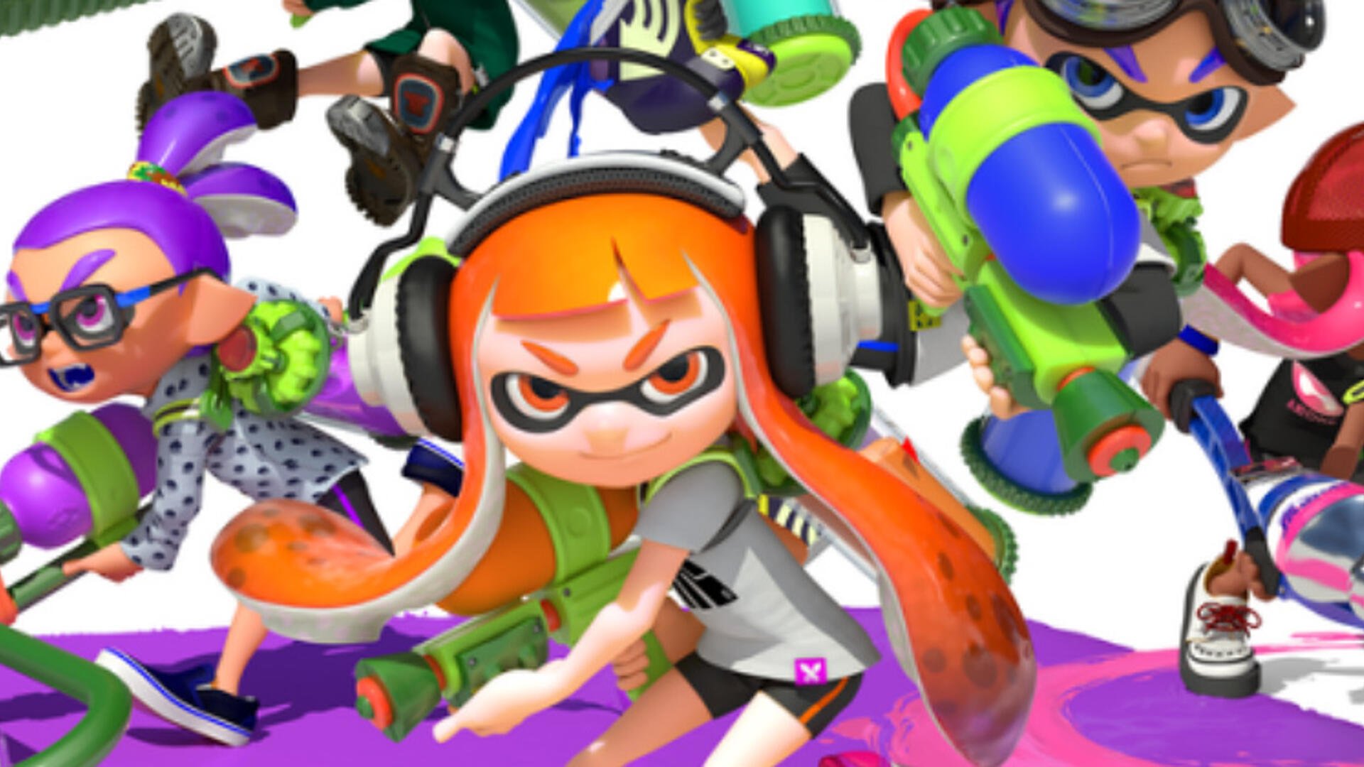 Splatoon's Free DLC is Coming to an End in January