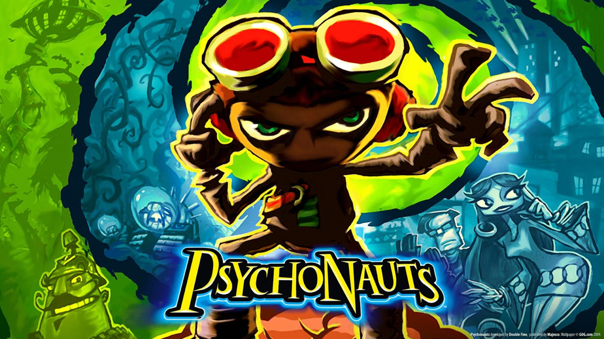 Psychonauts 2 Will Miss Its 2018 Release
