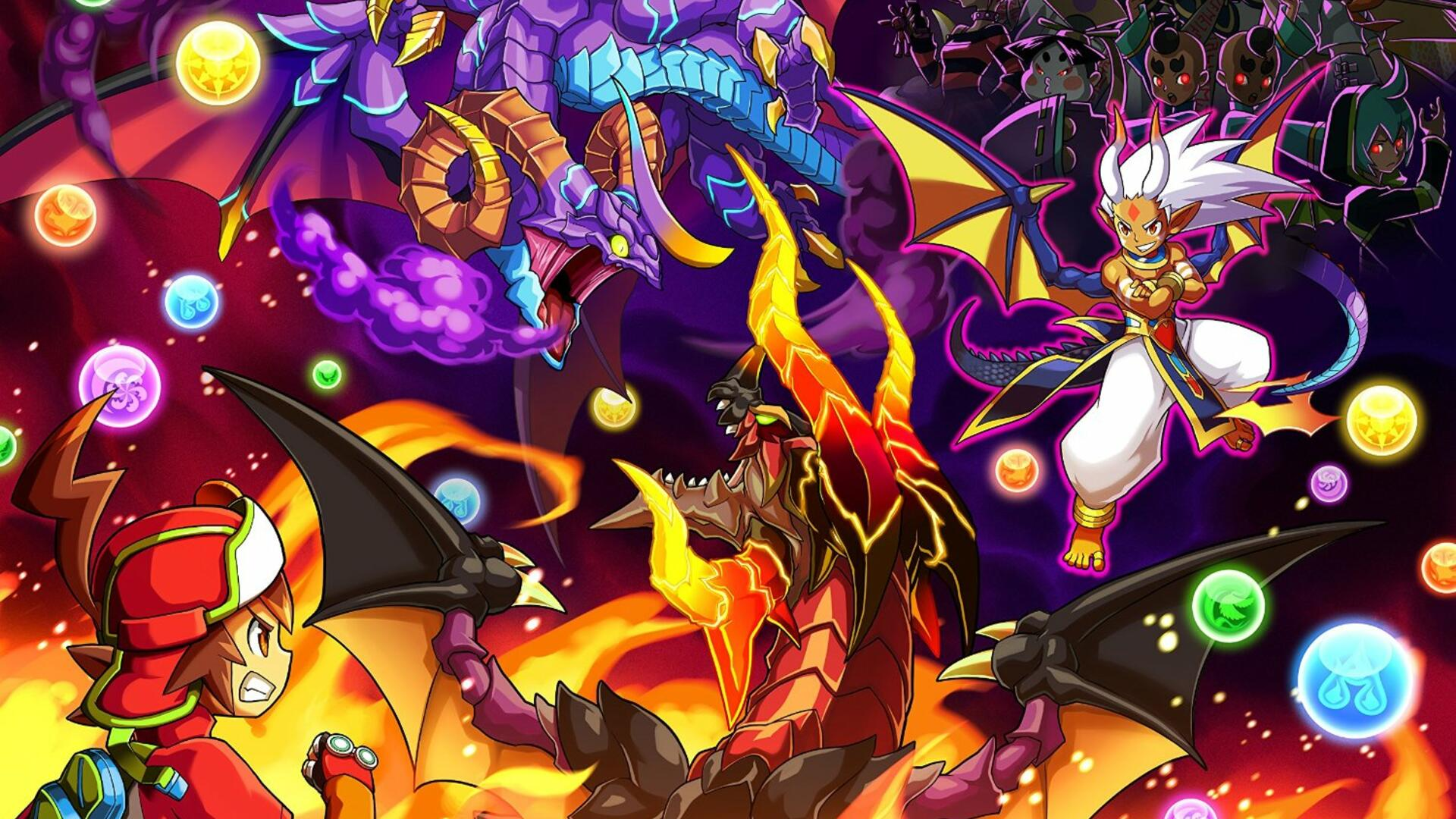 Puzzle and Dragons Z and Super Mario Edition 3DS Review: Match Three Duo