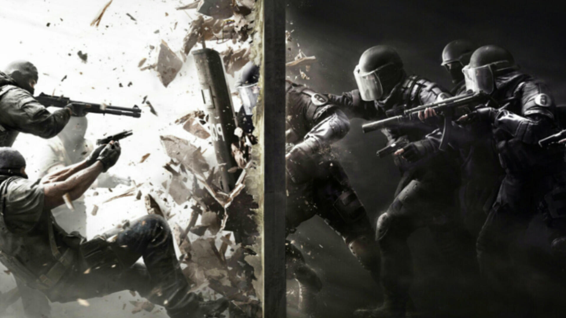 Rainbow Six Siege Interview: Finding Meaning in Destruction
