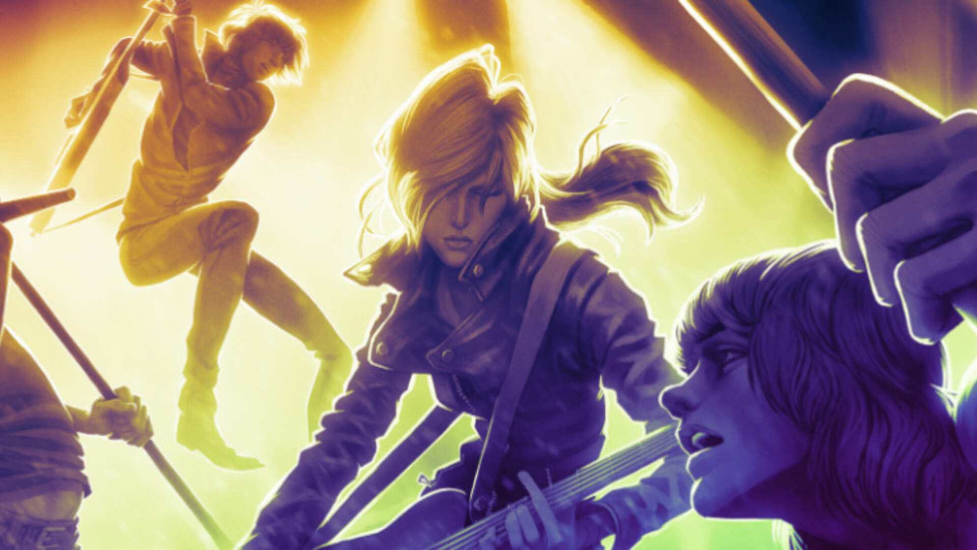 Rock Band 4 is Coming in 2015, Your Old DLC Still Works