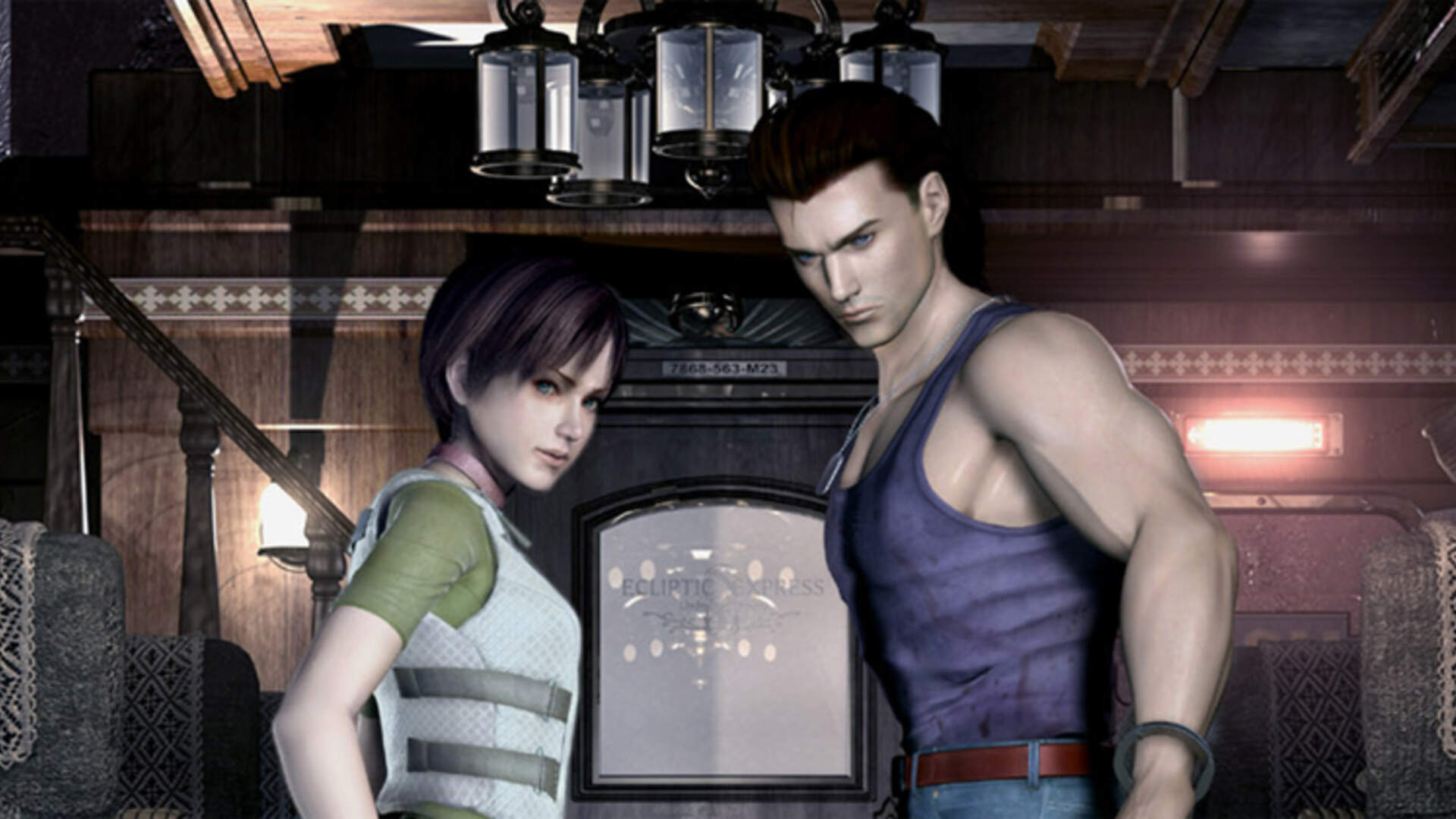 Behold: One Tantalizing Minute of Resident Evil 0's Scrapped N64 Version