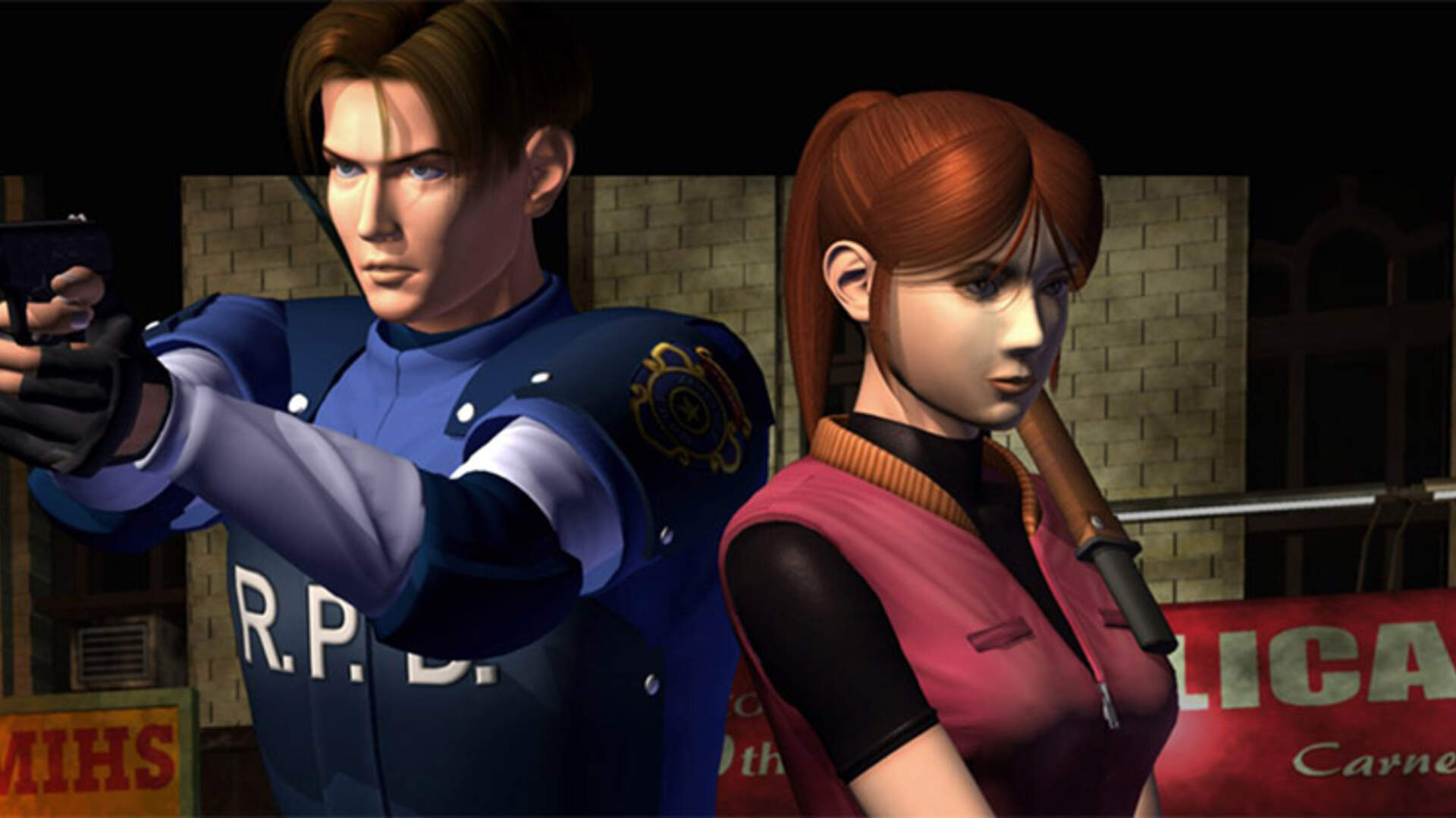 Capcom Finally Announces a Resident Evil 2 Remake