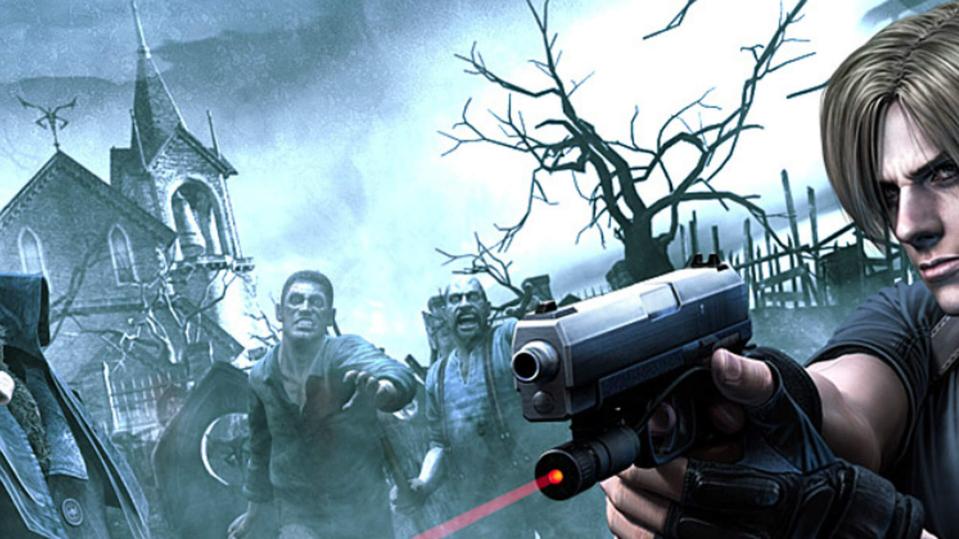 The 15 Best Games Since 2000, Number 7: Resident Evil 4