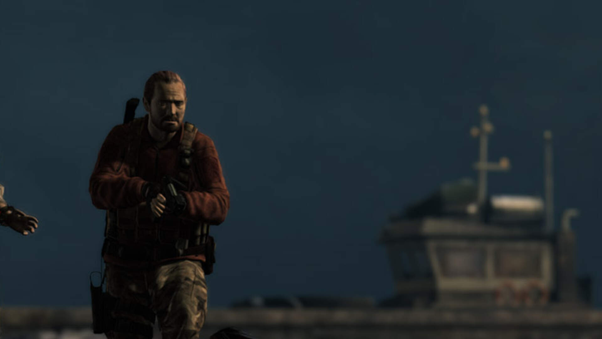 "Resident Evil Revelations 2 Finally Answers the Lingering Question ""Barry? Where's Barry?"""