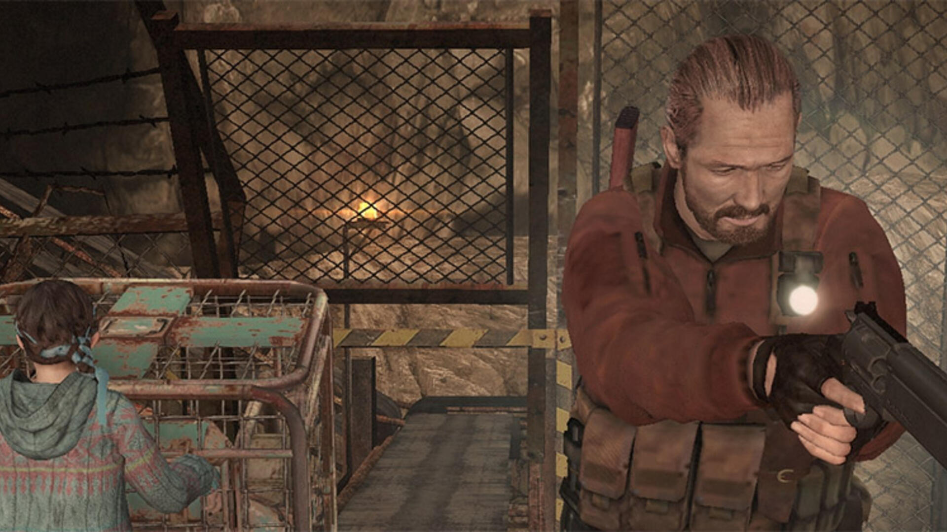 Resident Evil Revelations 2 Xbox One Review: When Paint-by-Numbers Isn't so Bad
