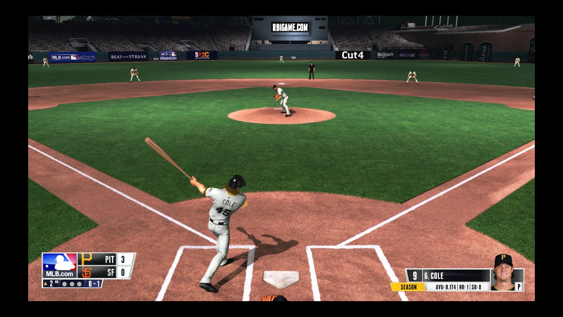 Fun Games For Xbox Original : Rbi baseball xbox one review arcade throwback usgamer