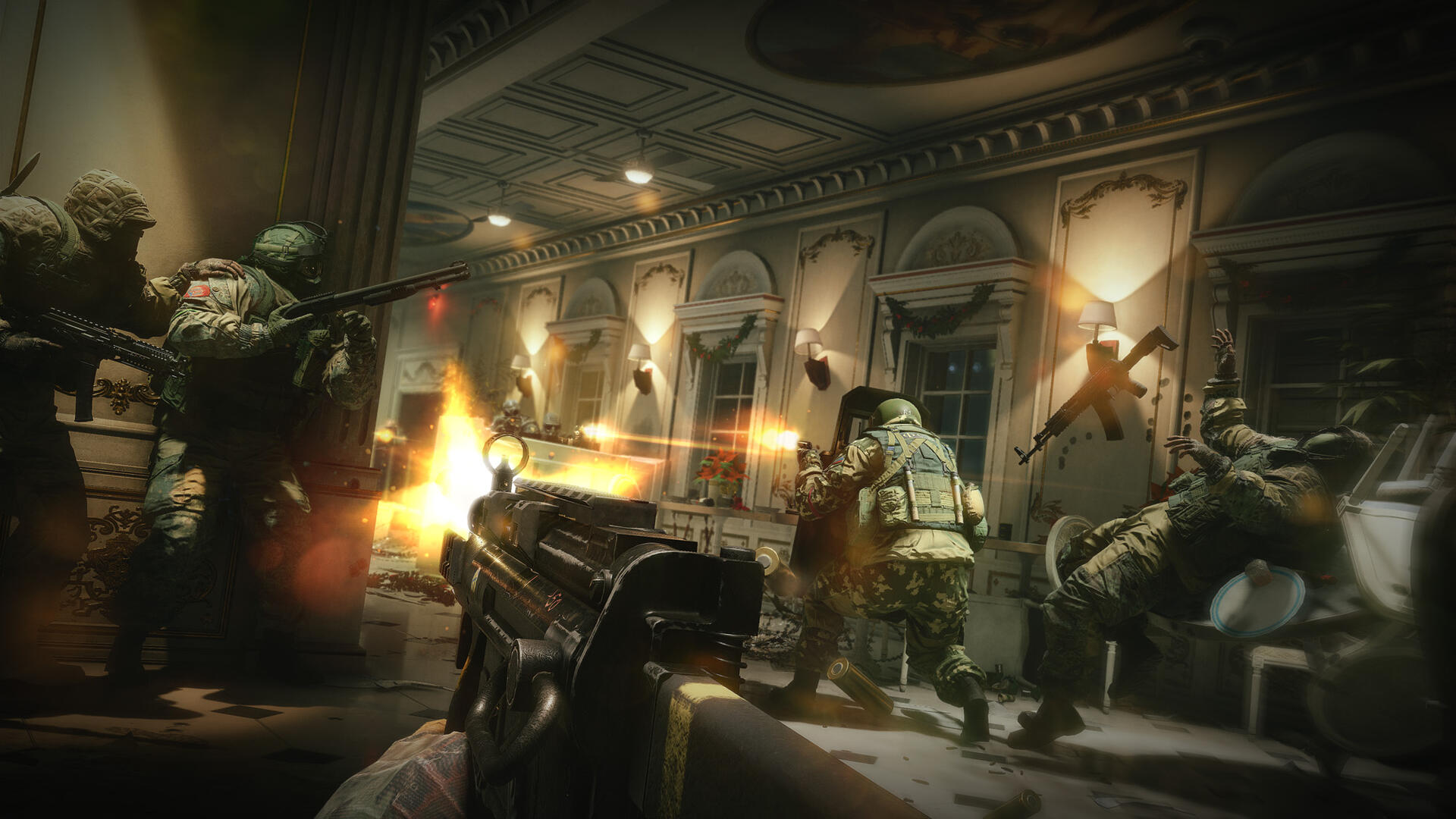 Rainbow Six: Siege PC Preview: Seriously Tactical