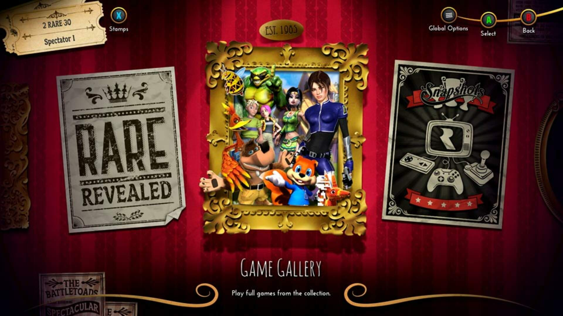Rare Replay Xbox One Review: The Ultimate Retro Compilation