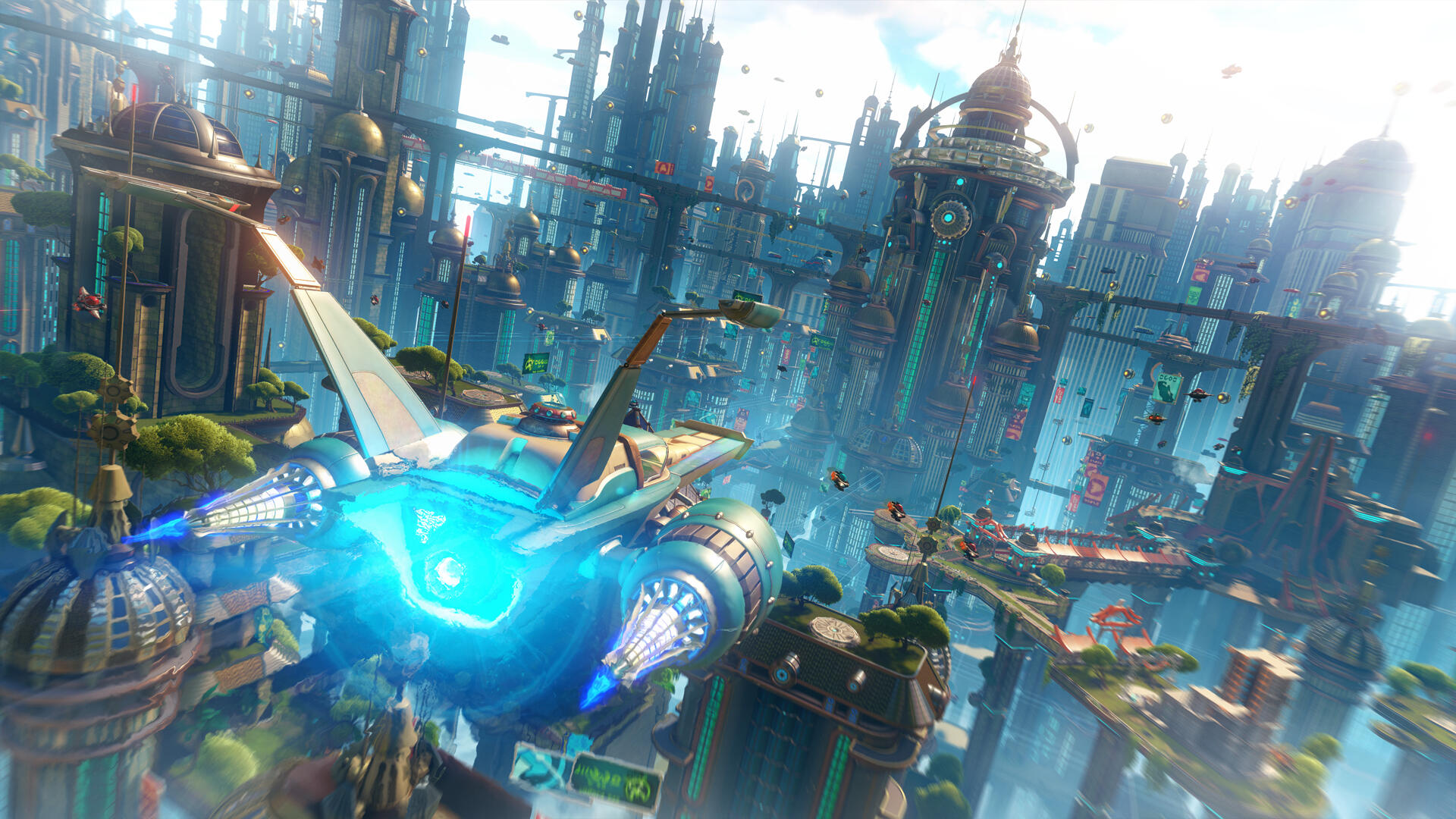 Ratchet and Clank PS4 Review: Triumphant Return