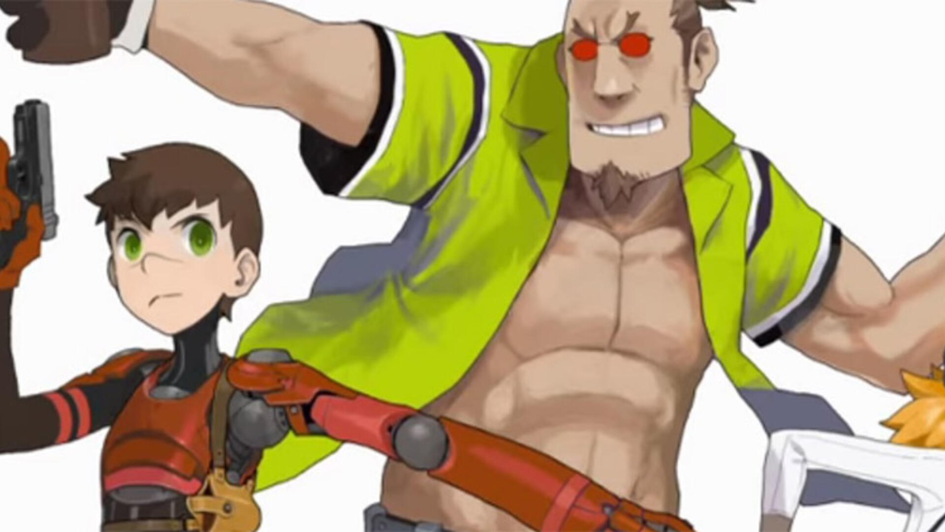 Keiji Inafune Continues the Mega Man Legends Legacy with Red Ash