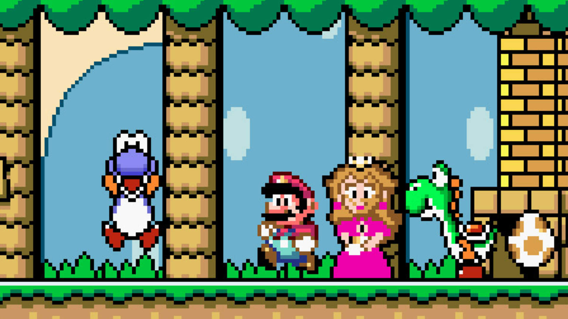 This Week's Retronauts Takes on the (Super Mario) World