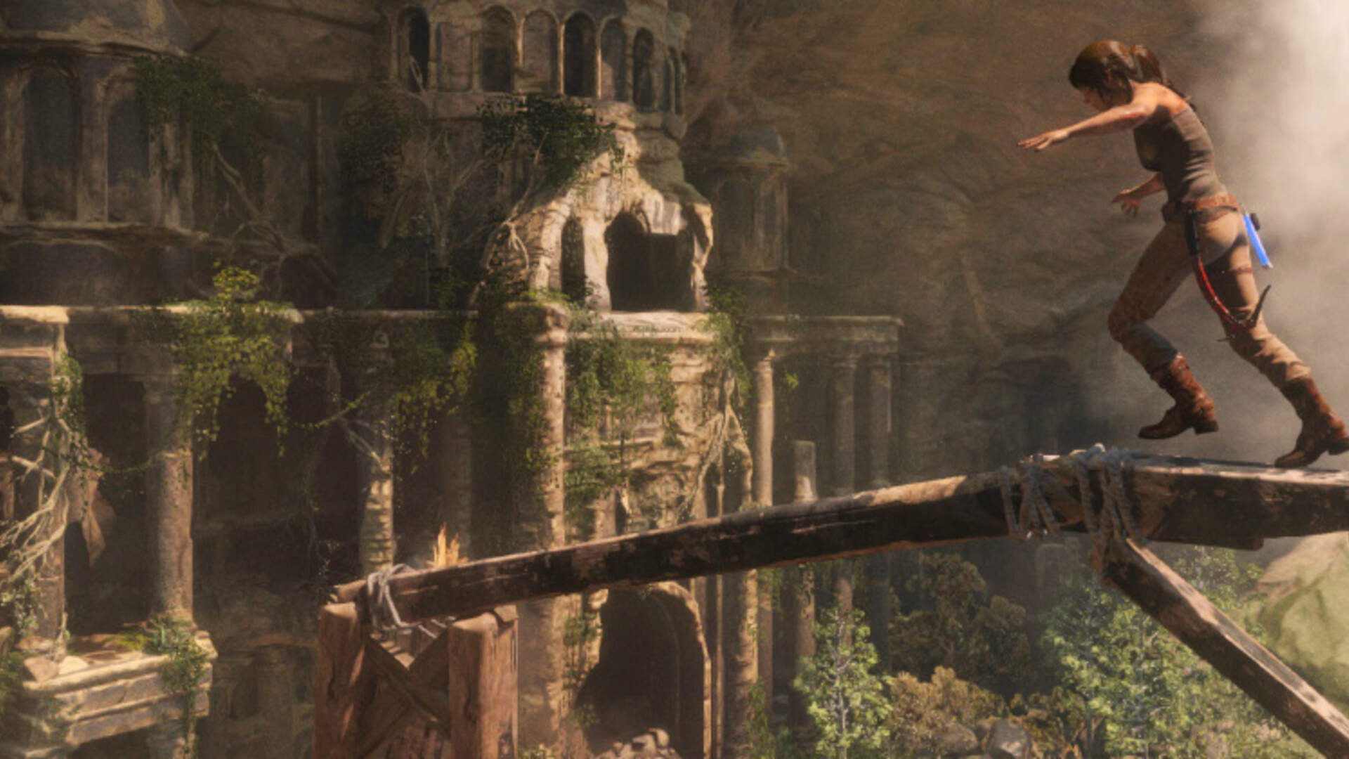 Rise of the Tomb Raider Preview: Exploring More Than Uncharted Territory