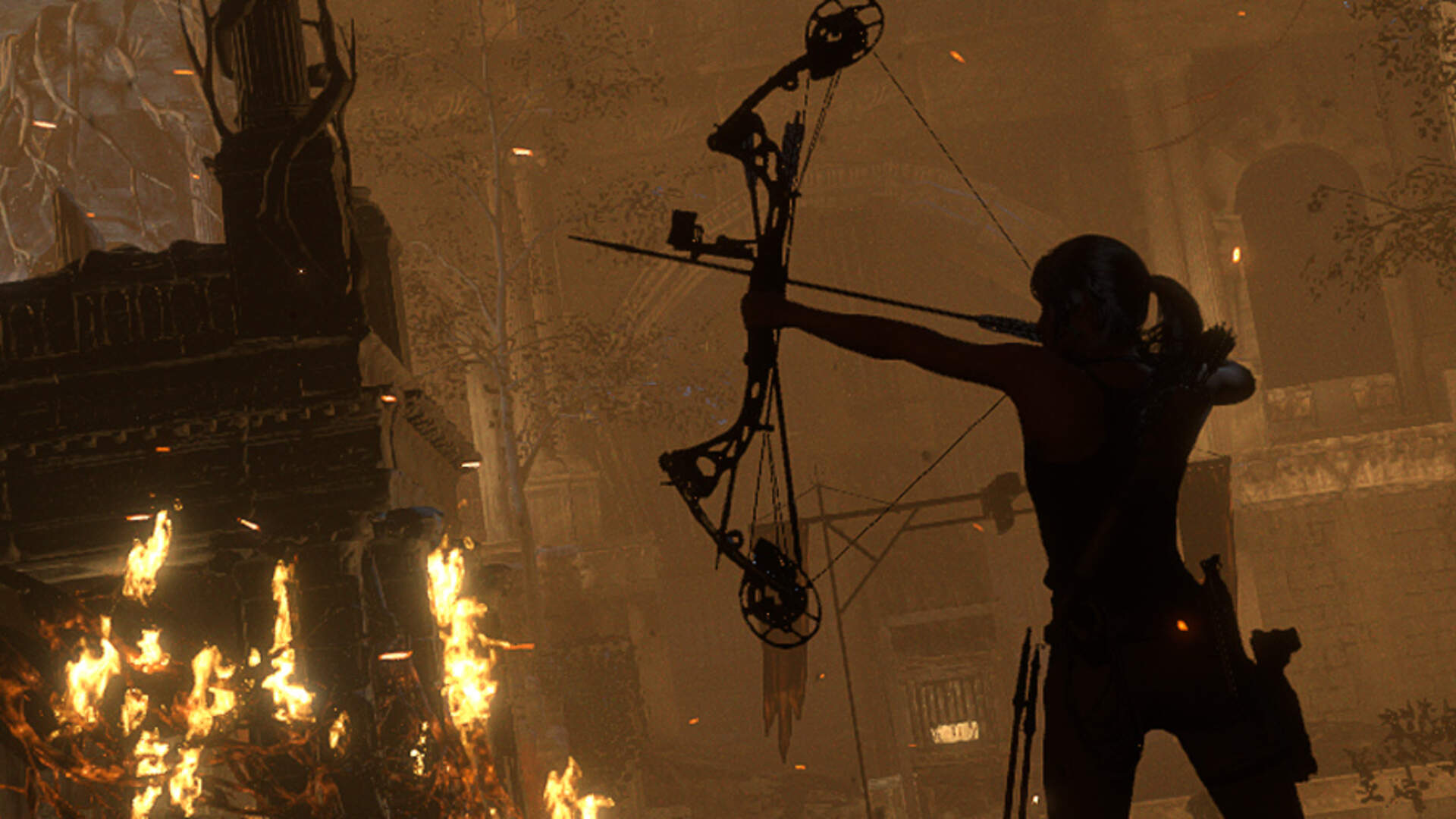 Rise of the Tomb Raider Preview: Dynamic, Cinematic