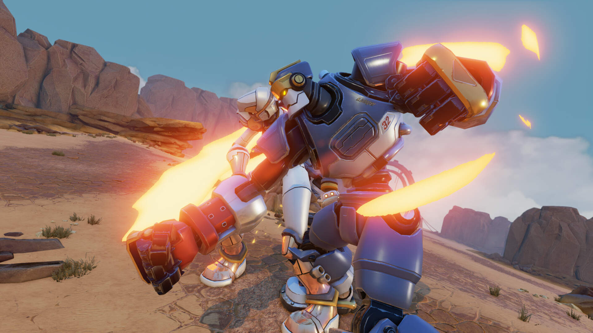 Rising Thunder Technical Alpha Opens