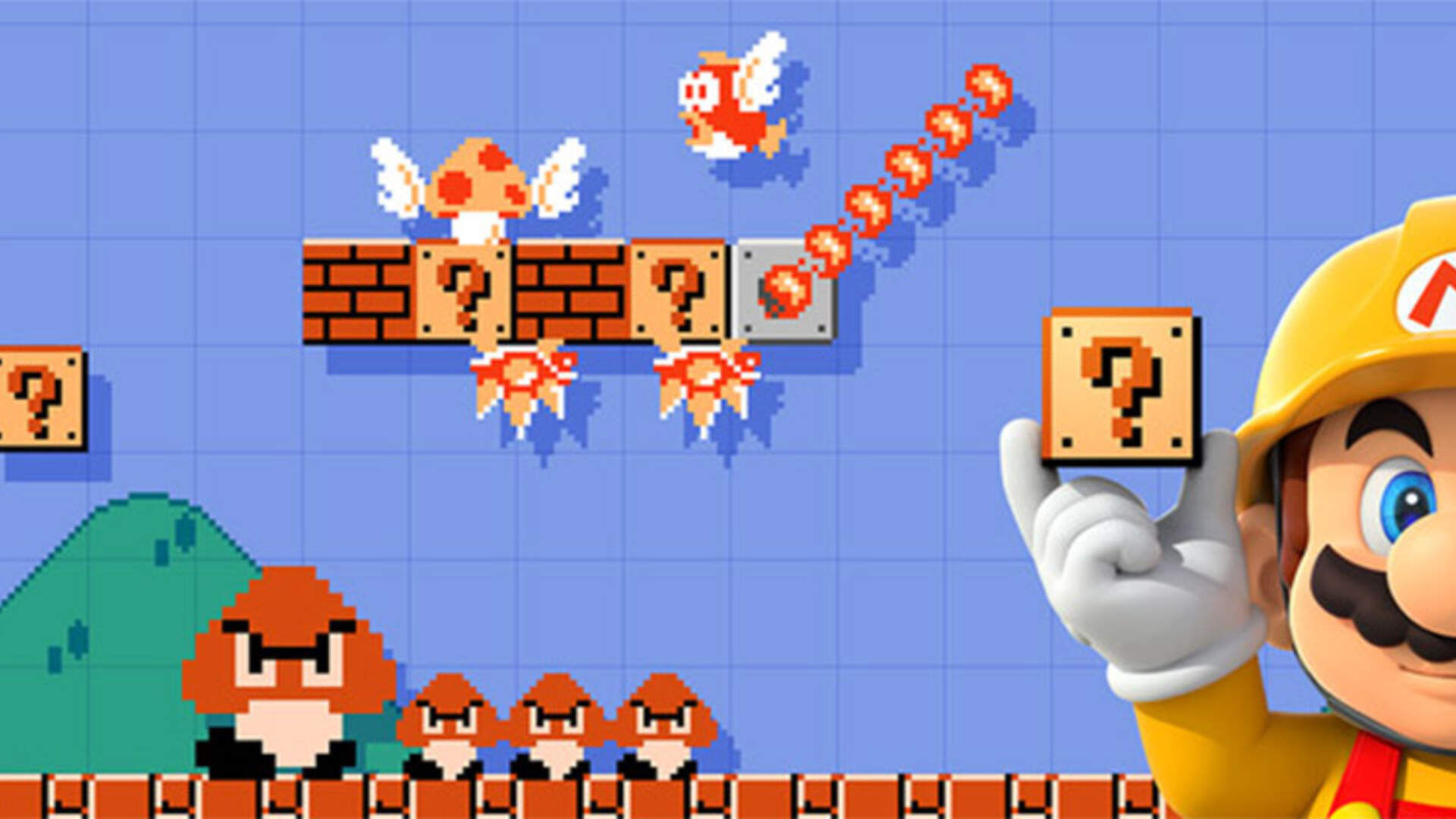 The Road to Super Mario Maker