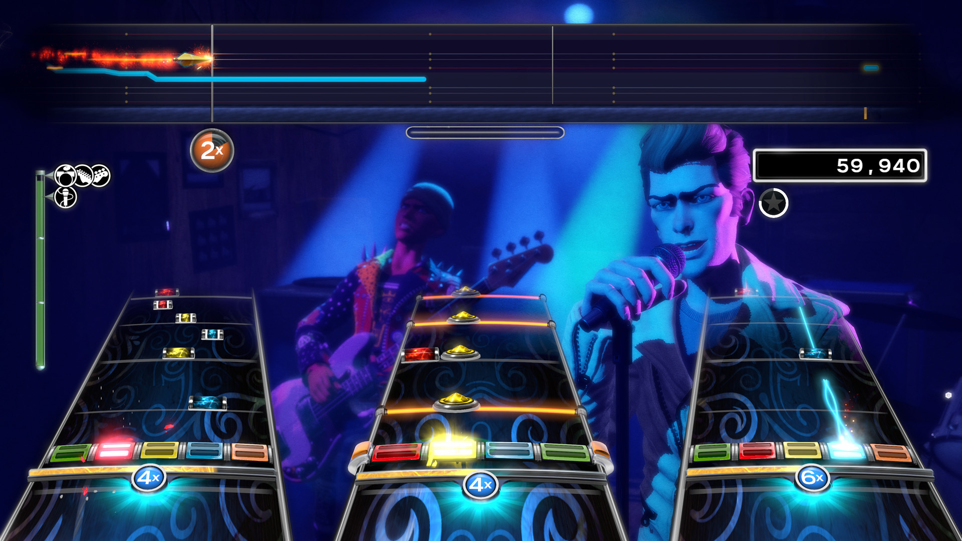 Export your Rock Band 3 Tracks to 4 in December | USgamer
