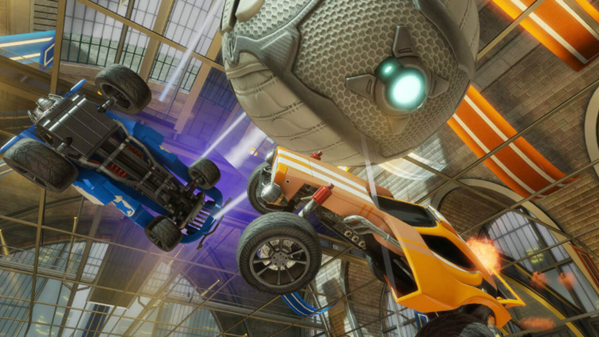 Rocket League's Rocket Pass is Coming This Summer