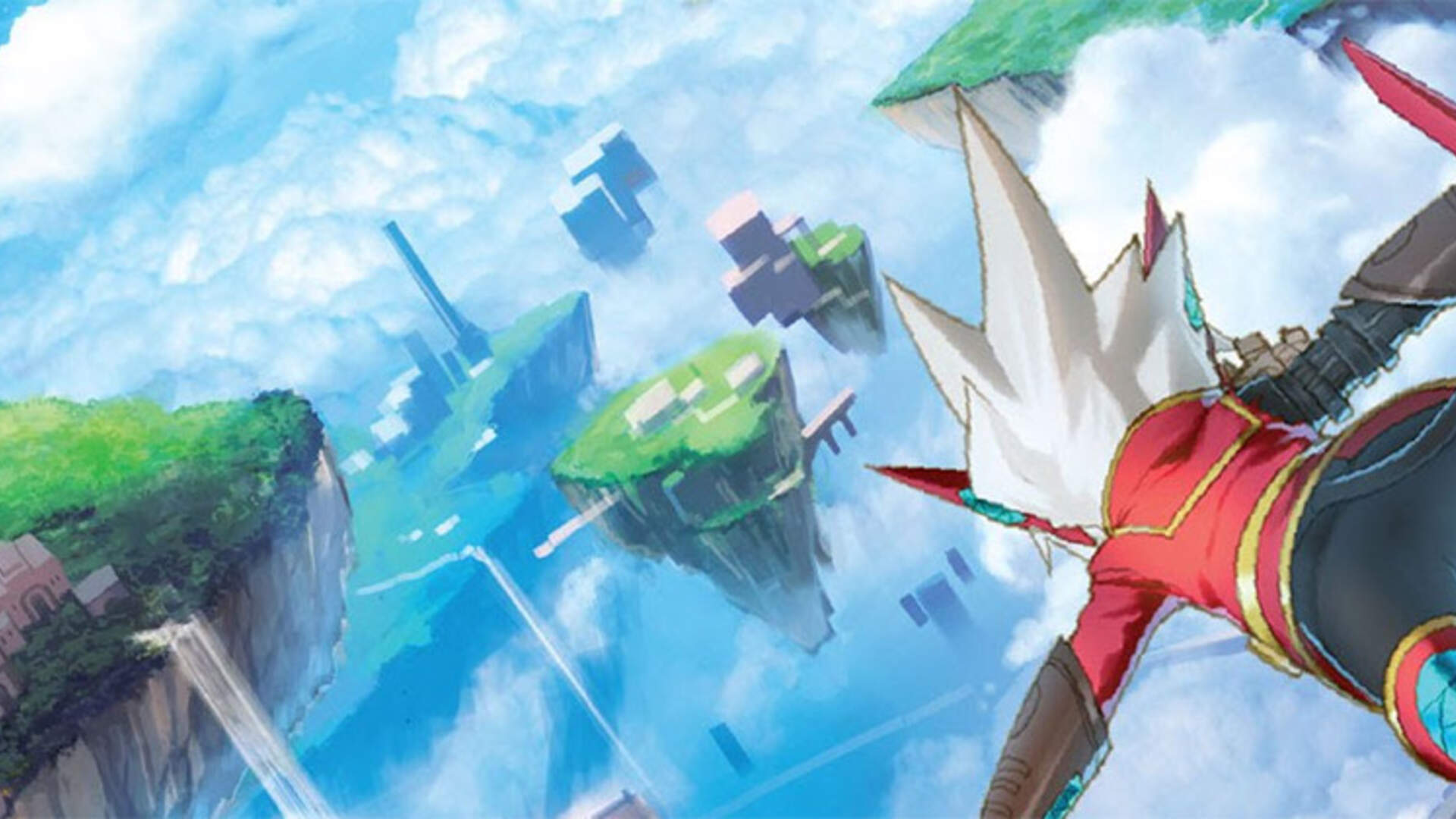 Rodea the Sky Soldier Makes Modern 3D Sonic Look Like a Masterpiece