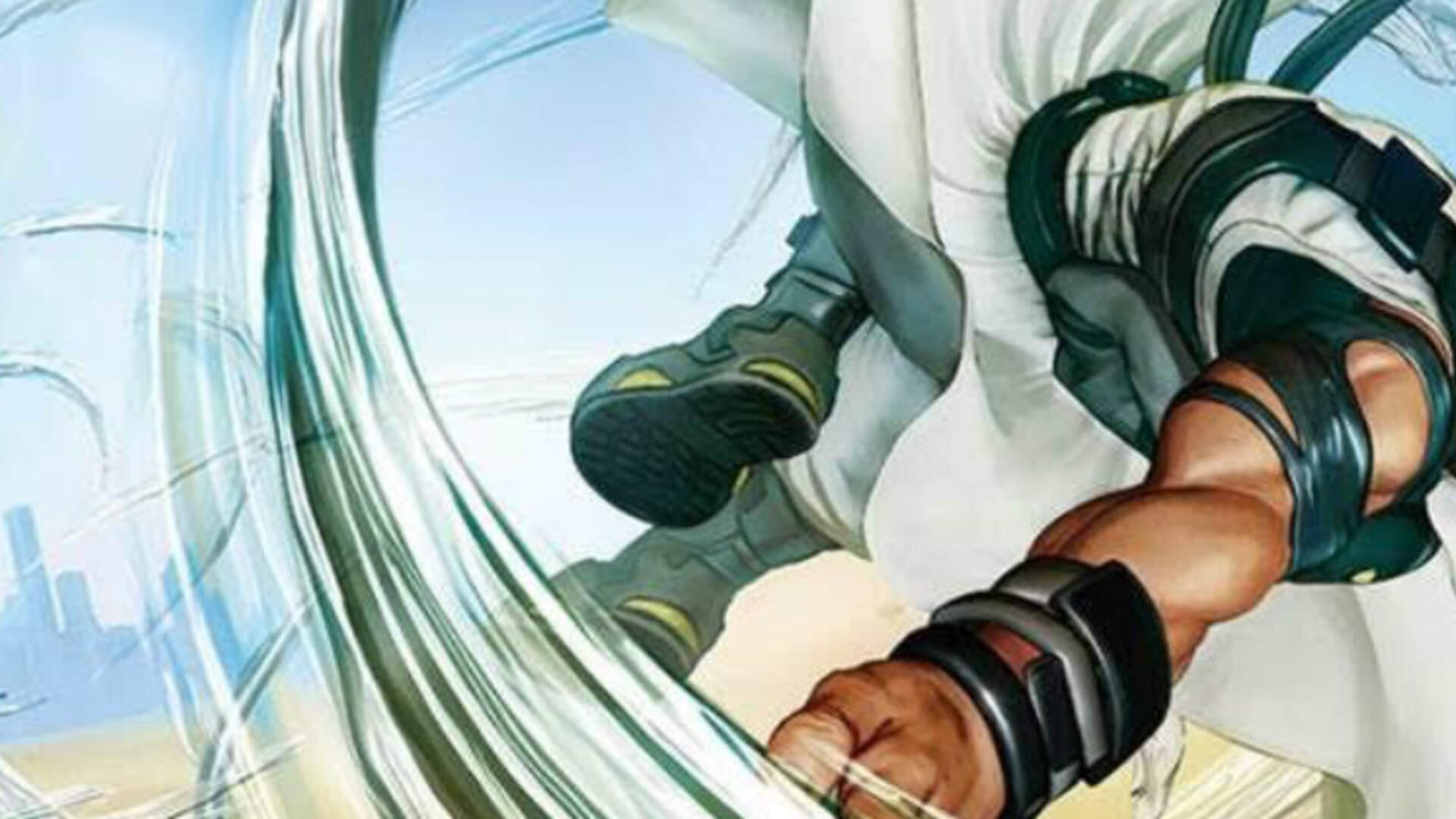 Street Fighter V Does Representation Right with Rashid