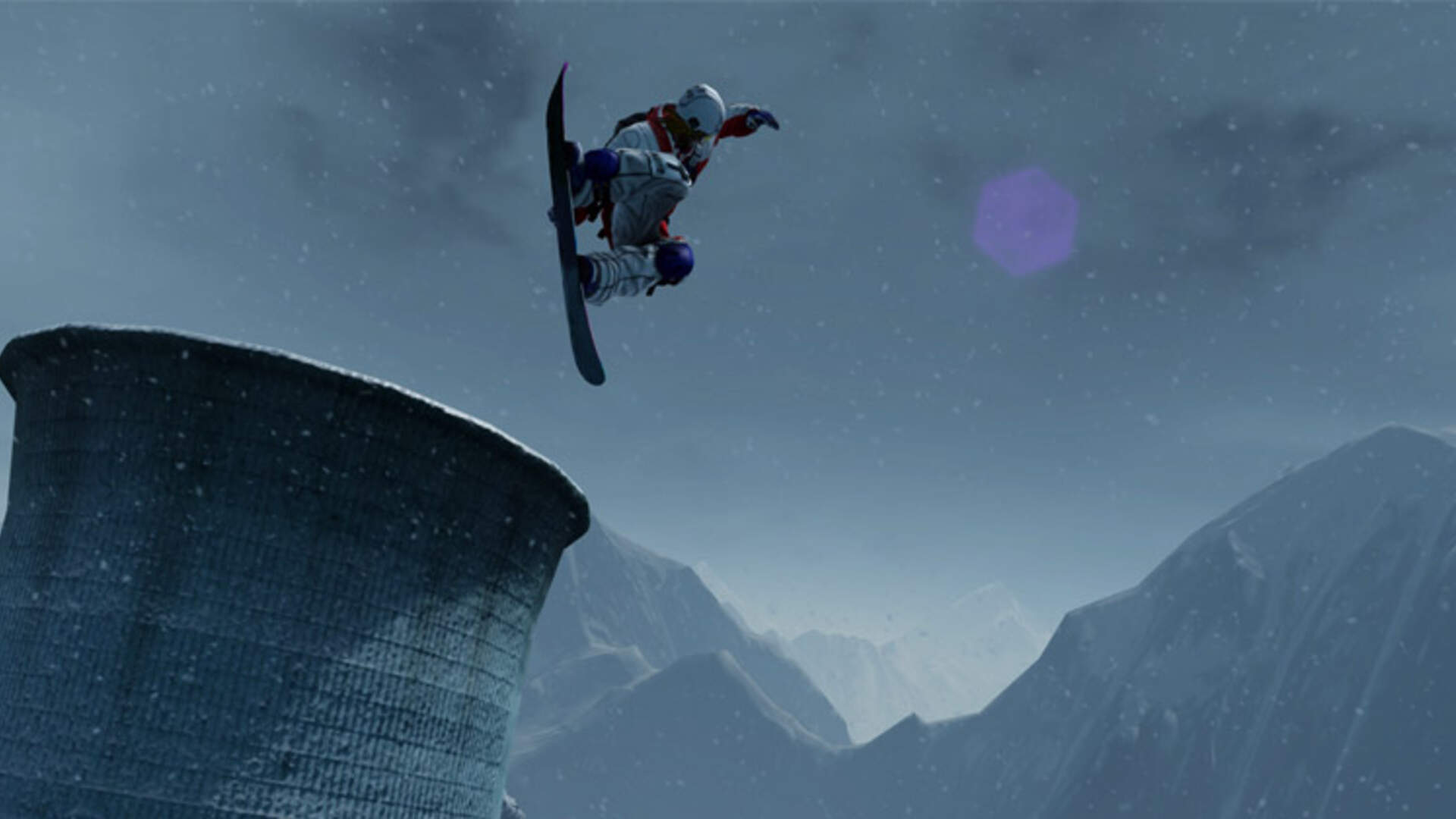 PS Plus Offering SSX is the Reason for the Season