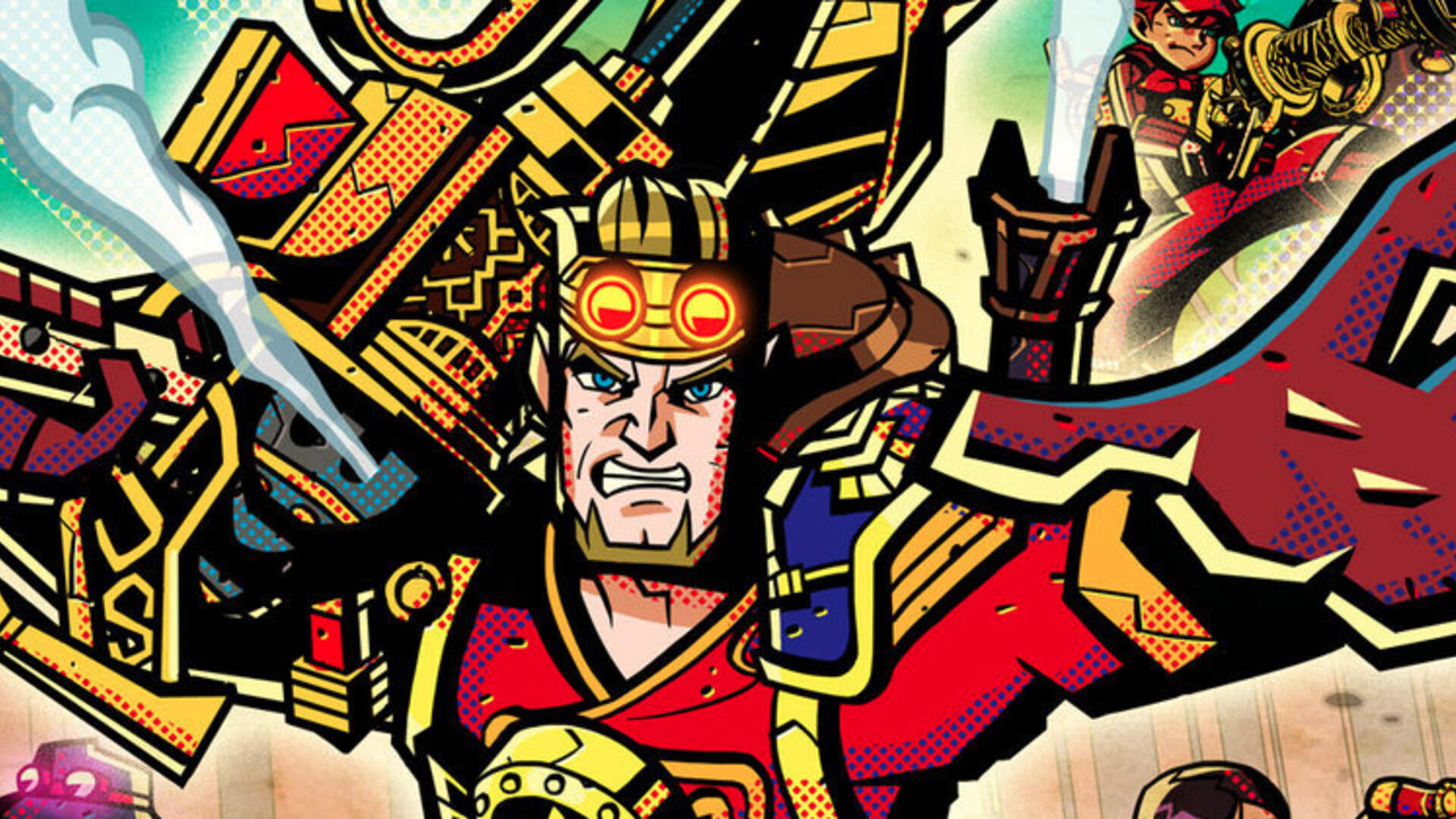 Five Things You Should Know About Code Name: S.T.E.A.M.
