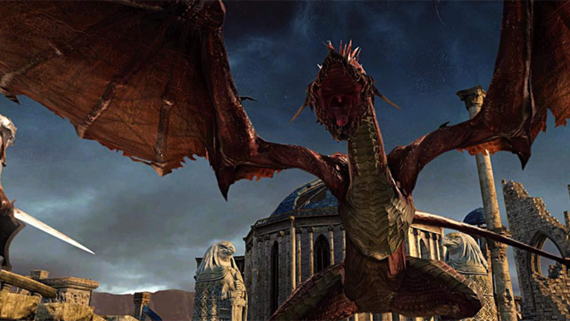 Dark Souls Ii Scholar Of The First Sin Xbox One Review Return Of