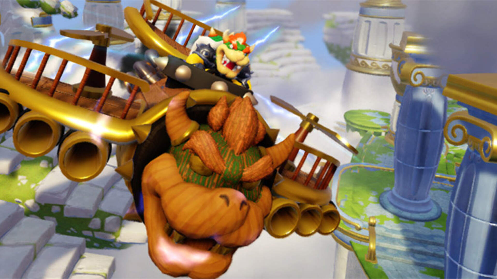 Other Nintendo Characters That Need to Show Up in Skylanders SuperChargers