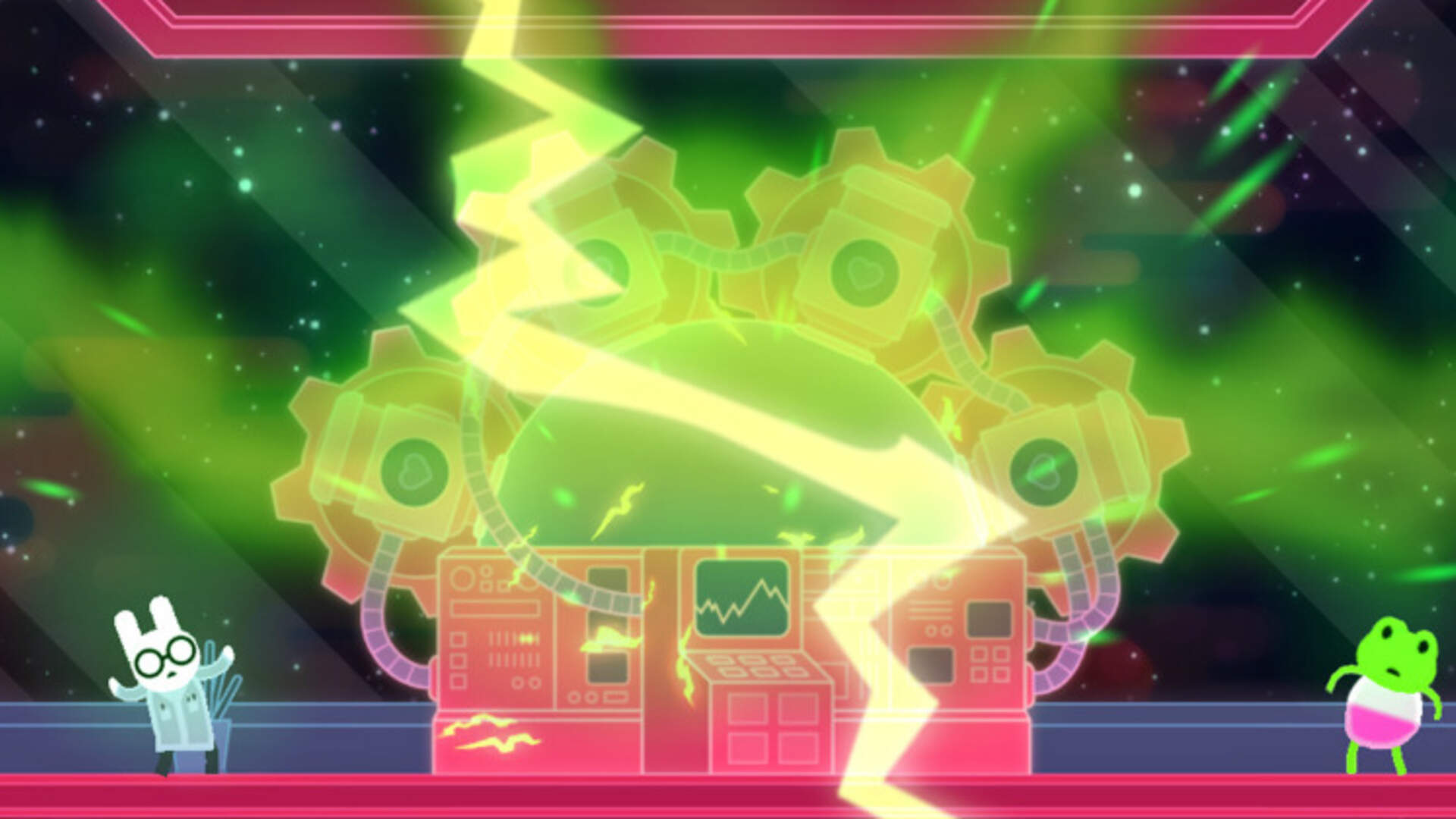 Lovers in a Dangerous Spacetime Xbox One Review: Choose Your Partner Wisely