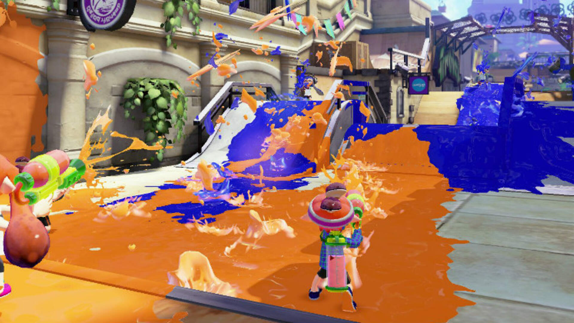 Splatoon Wii U Review: New Squids On The Block