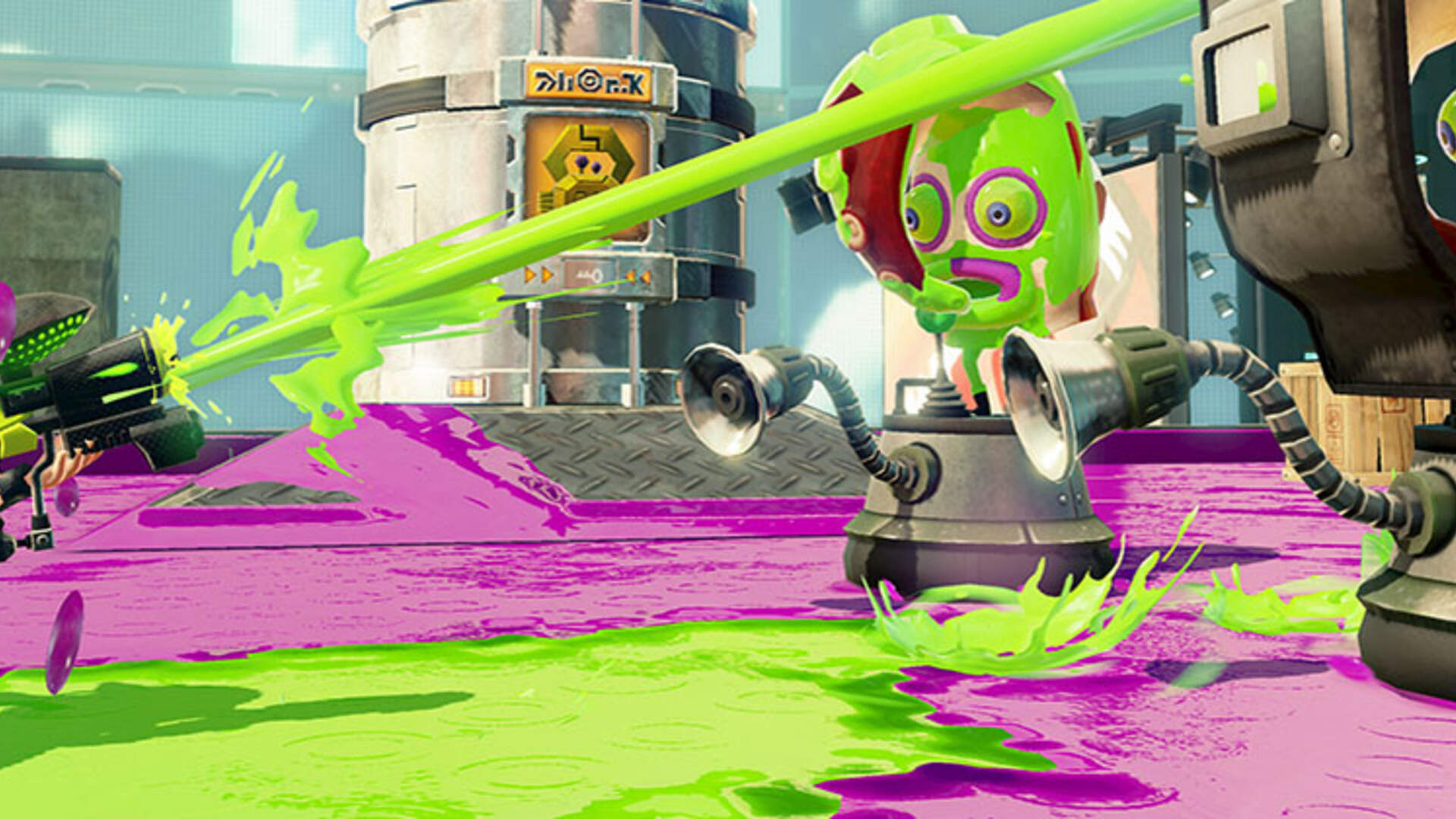 Splatoon's Vibrant Take on Competitive Shooters Made Me a Believer